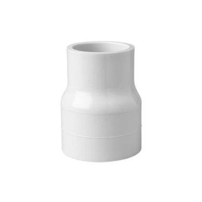 """1.5"""" X 1.25"""" PVC SXS R-COUPLING"""