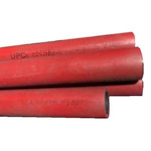 """1 / 2"""" X 10' RED PEX TUBING - STRAIGHT"""