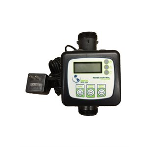 """1"""" INLINE METER w / MTR CONT & 28"""" CORD MNTD"""