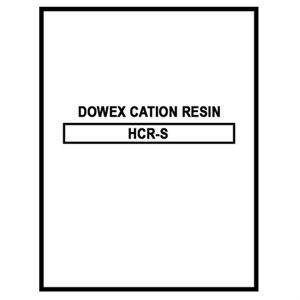 DOWEX RESIN - HCR-S