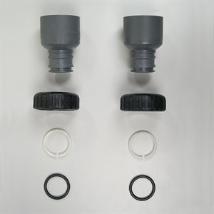 """WS1 1.25"""" & 1.5"""" PVC SOLVENT FITTING"""
