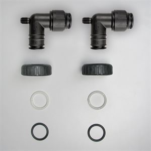 """3 / 4"""" WS1 J.G. ELBOW ASSEMBLY"""