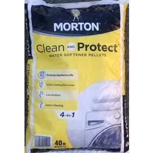 40# MORTON CLEAN & PROTECT PELLETS